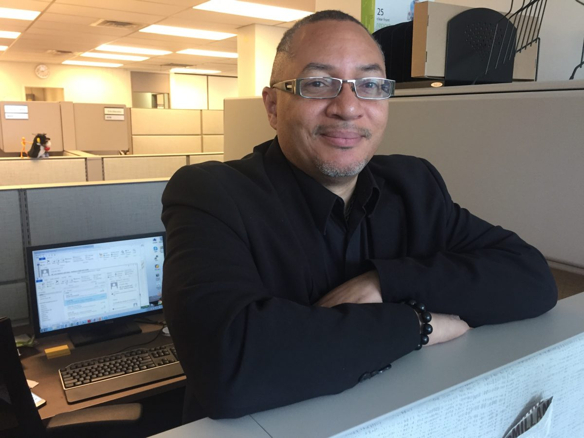 Staff Profile: Meet Gerald Lindo