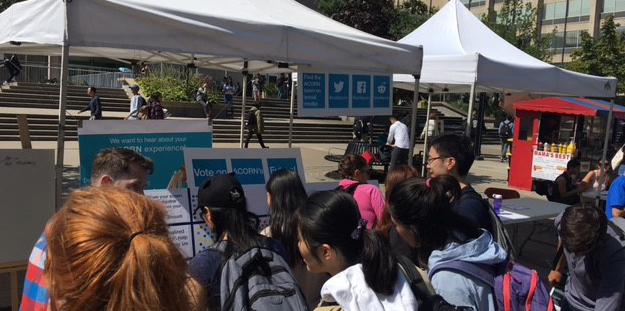 Future ACORN features: U of T students have their say at Street Fest 2017